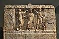 Aurelius Dositheus crowned by the epheboi, 3rd cent. A.D. (NAM 1-4-2020).jpg