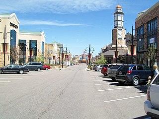 Aurora, Colorado Home Rule Municipality in Colorado, United States