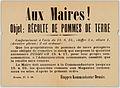 Aux Maires! Objet- Récolte de pommes de terre... (12909110855).jpg