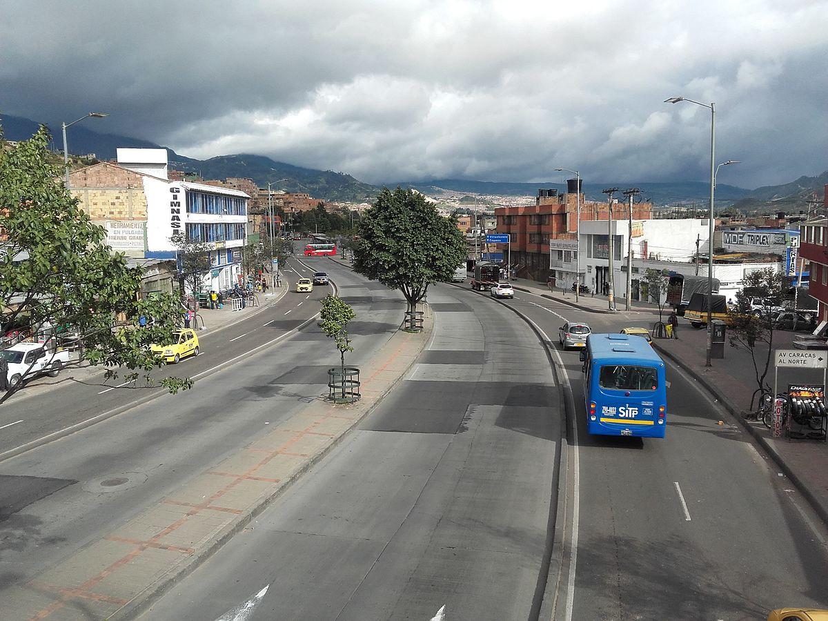 Tunjuelito wikipedia la enciclopedia libre for Barrio ciudad jardin norte bogota