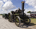 Aveling & Porter Traction Engine Avellana, Gloucestershire Steam & Vintage Extravaganza 2013.jpg