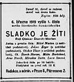 Aventinum Sladko je žít 03 1919.jpg