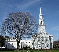 Avon Congregational Church, 2010-04-07.jpg