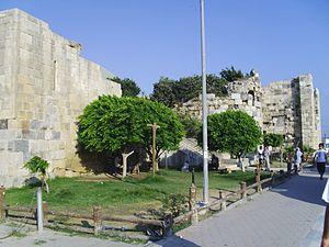 Yumurtalık - Ayas Castle