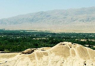 Aybak, Samangan Town in Samangan Province, Afghanistan