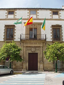 Casas palacio de cargadores a indias wikipedia la enciclopedia libre - Casas en el puerto de santa maria ...