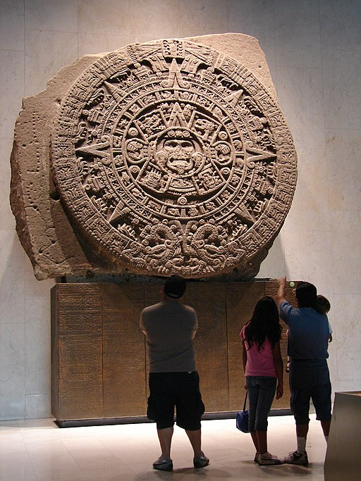 Aztec Stone of the Sun (2088976462)