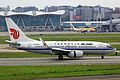 B-5213 - Air China - Boeing 737-79L(WL) - CKG (10536898975).jpg