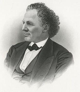 Benjamin T. Babbitt - 1876 engraving of B.T.Babbitt