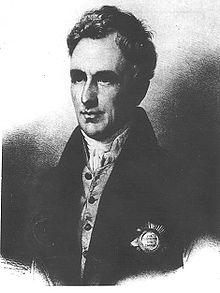 Bernhard von Lindenau (Quelle: Wikimedia)