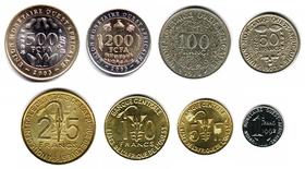 piece de monnaie commencant par c