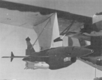 BGM34A RPV armed with Maverick missile on wing pylon of DC130E.png