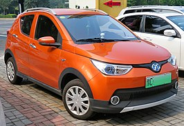 Beijing EC180 new energy auto