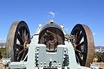 BL 5 inch cannon 2 Union Buildings Pretoria 029.jpg