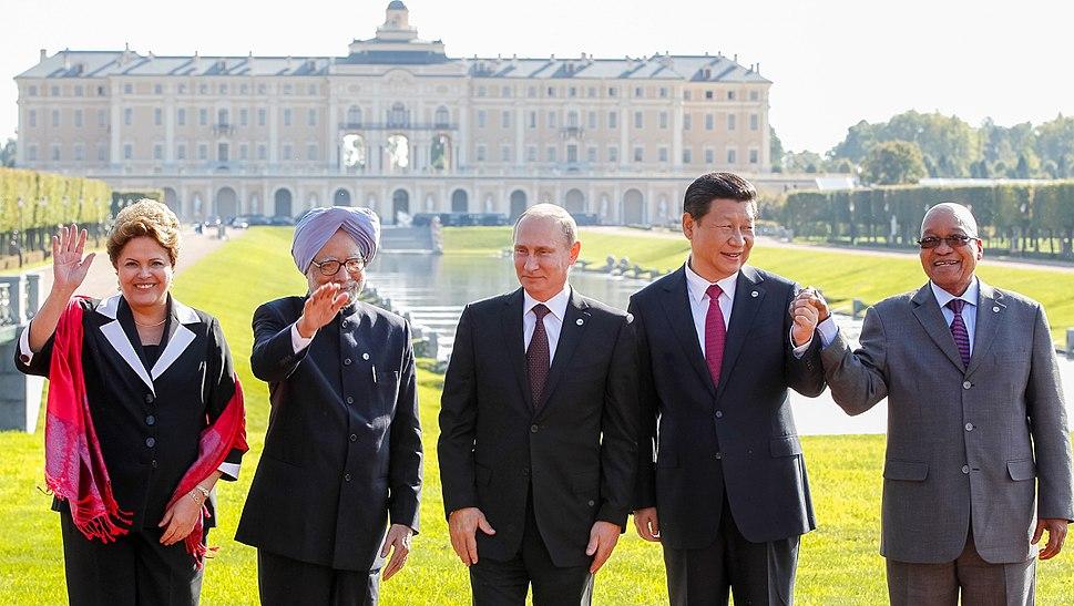 BRICS leaders G20 2013-2