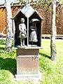 Bad Sassendorf – Bronze-Skulpturen – Wetterhaus am Gradierwerk von Bonifatius Stirnberg - panoramio - Edgar El.jpg