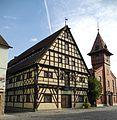 Bad Windsheim - Fachwerkhaus Ochsenhof 1537.JPG