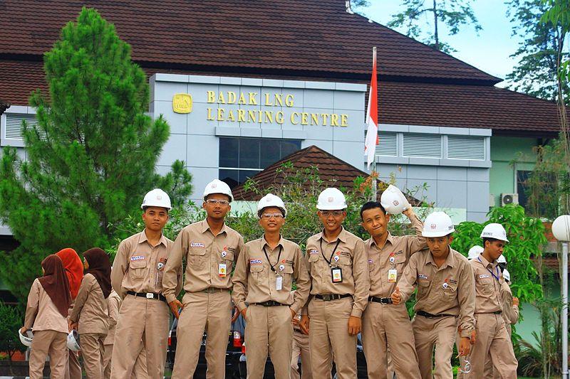 File:Badak LNG Learning Centre.JPG