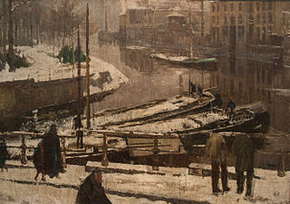 Thaw in Ghent