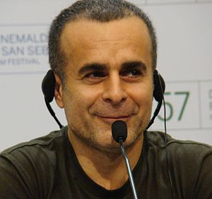 Bahman Ghobadi - Ghobadi at the presentation of his film Nobody Knows About Persian Cats in San Sebastián 2009