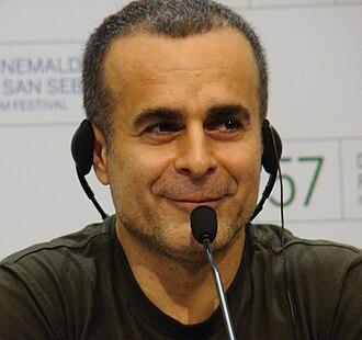 Bahman Ghobadi - Ghobadi at the presentation of his film Nobody Knows About Persian Cats in San Sebastián 2009