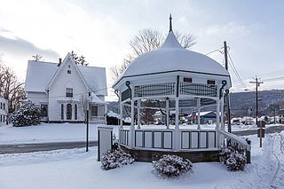 Bainbridge (village), New York Village in New York, United States