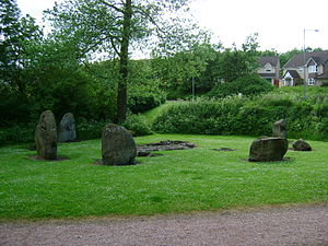 Markinch - Balbirnie Stone Circle