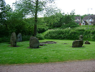 Markinch - Balbirnie Stone Circle