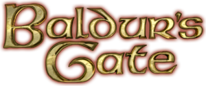 Baldur's Gate (series) - Baldur's Gate franchise logo