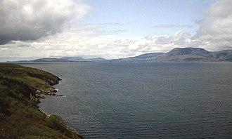 Lebor Gabála Érenn - Bantry Bay, where Cessair and her followers are said to have landed