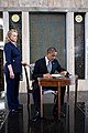 Barack Obama signs condolence book for Ambassador Christopher Stevens.jpg