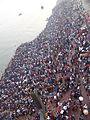 Barani Ghat(Vikaramshila Setu, Bhagalpur) Chhath Puja Morning Arghya.JPG