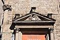 Barcelona. Museu Frederic Mares. Porta (antiga porta del convent de Santa Clara a la Plaça del Rei, traslladada) (14556524090).jpg