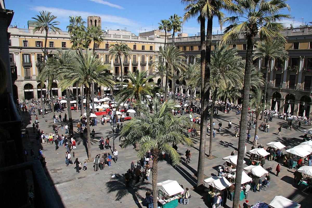 Restaurants Barcelone Ramblas Pour La Saint Sylvestre Placa Cataluna