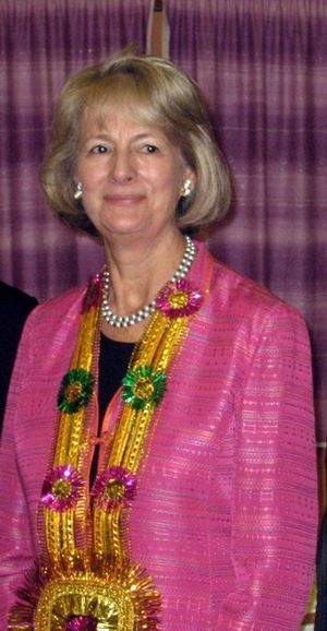 Minister for Women and Equalities - Image: Baroness Jay of Paddington