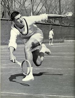 Barry MacKay US tennis player
