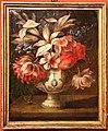 Bartolomeo bimbi (bottega), vasi di fiori, 1690 circa (s. giovanni di dio, fi) 03.jpg