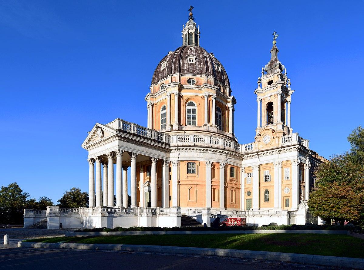 Basilica di Superga - Wikipedia