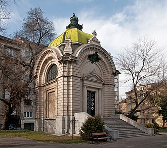 Alexander of Battenberg - Battenberg Mausoleum in Sofia