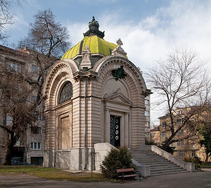 File:Battenberg Mausoleum Sofia 7.jpg
