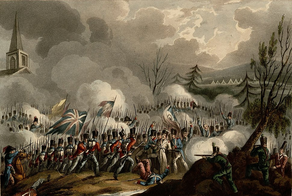 Battle of St Jean de Luz - December 10th 1813 - Fonds Ancely - B315556101 A HEATH 023