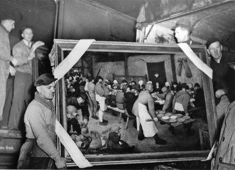 Bauerhochzeit Pieter Bruegel der Aeltere Altaussee