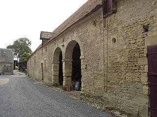 Bazenville Commune in Normandy, France