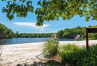 Lake Barcroft, Virginia Census-designated place in Virginia, United States