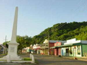 Levuka - Beach Street, Levuka, Fiji