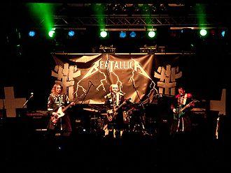 Beatallica - Beatallica performing live in Leipzig, 2009.