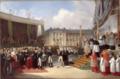Beaume - Inauguration du monument a la memoire de Louis XVI par Charles X.png
