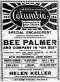 BeePalmerColumbiaOrpheum1921.JPG