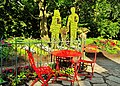Bel endroit, si l'on prenait notre lunch ici^ Wow^ Let's lunch here^ Mosaïcultures Internationales de Montréal 2013 - panoramio.jpg