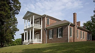 National Register of Historic Places listings in Colbert County, Alabama - Image: Belle Mont